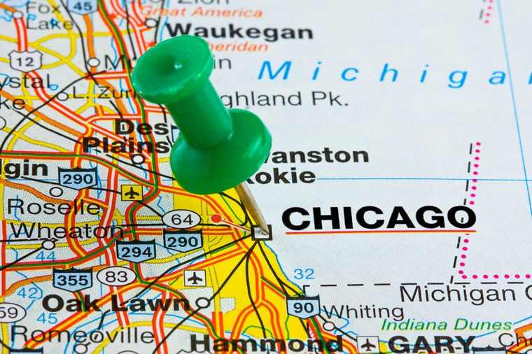 Chicago-map