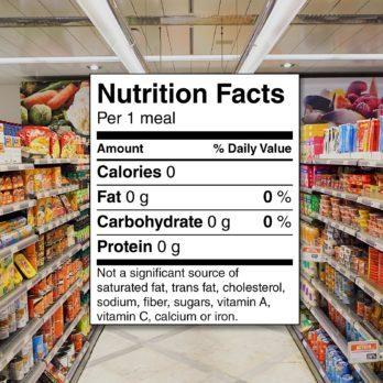 "10 ""Zero-Calorie"" Foods That Aren't Really Zero Calories"
