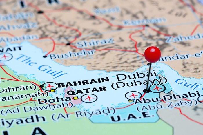 Dubai-map