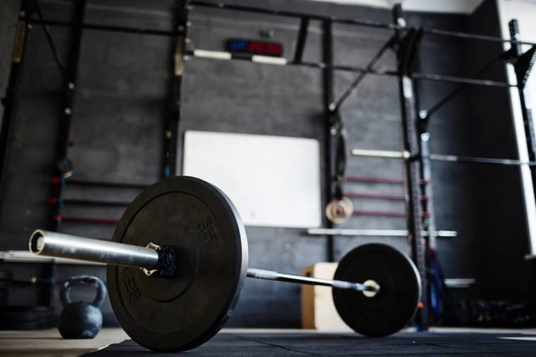 Cross-training gym