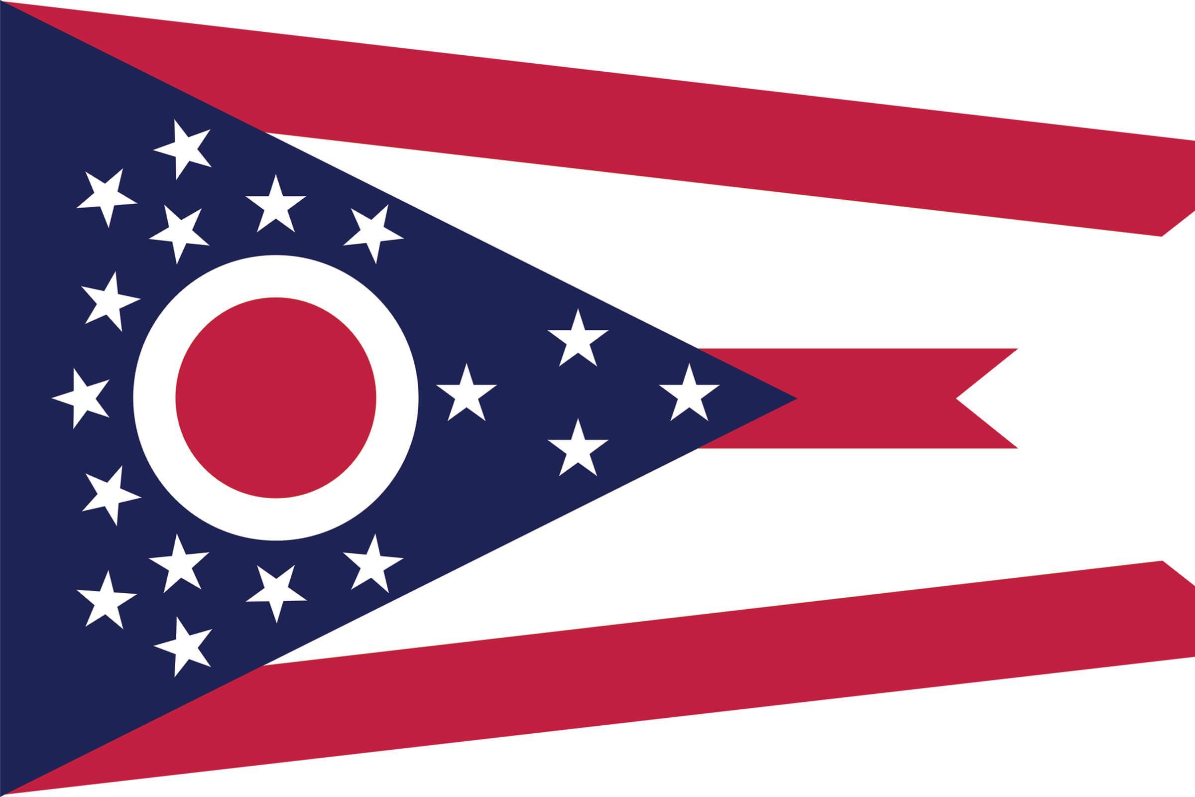 Ohio-state-flag