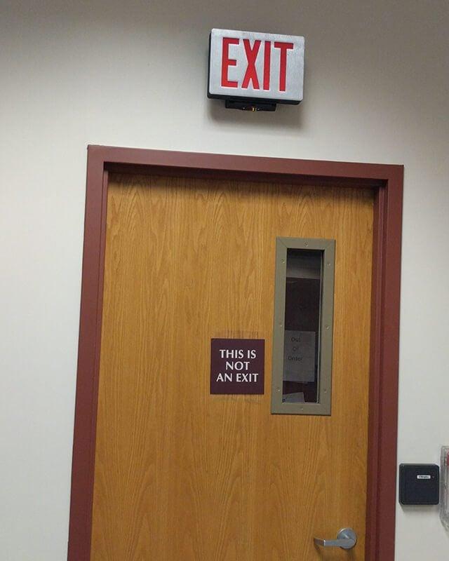 door-sign