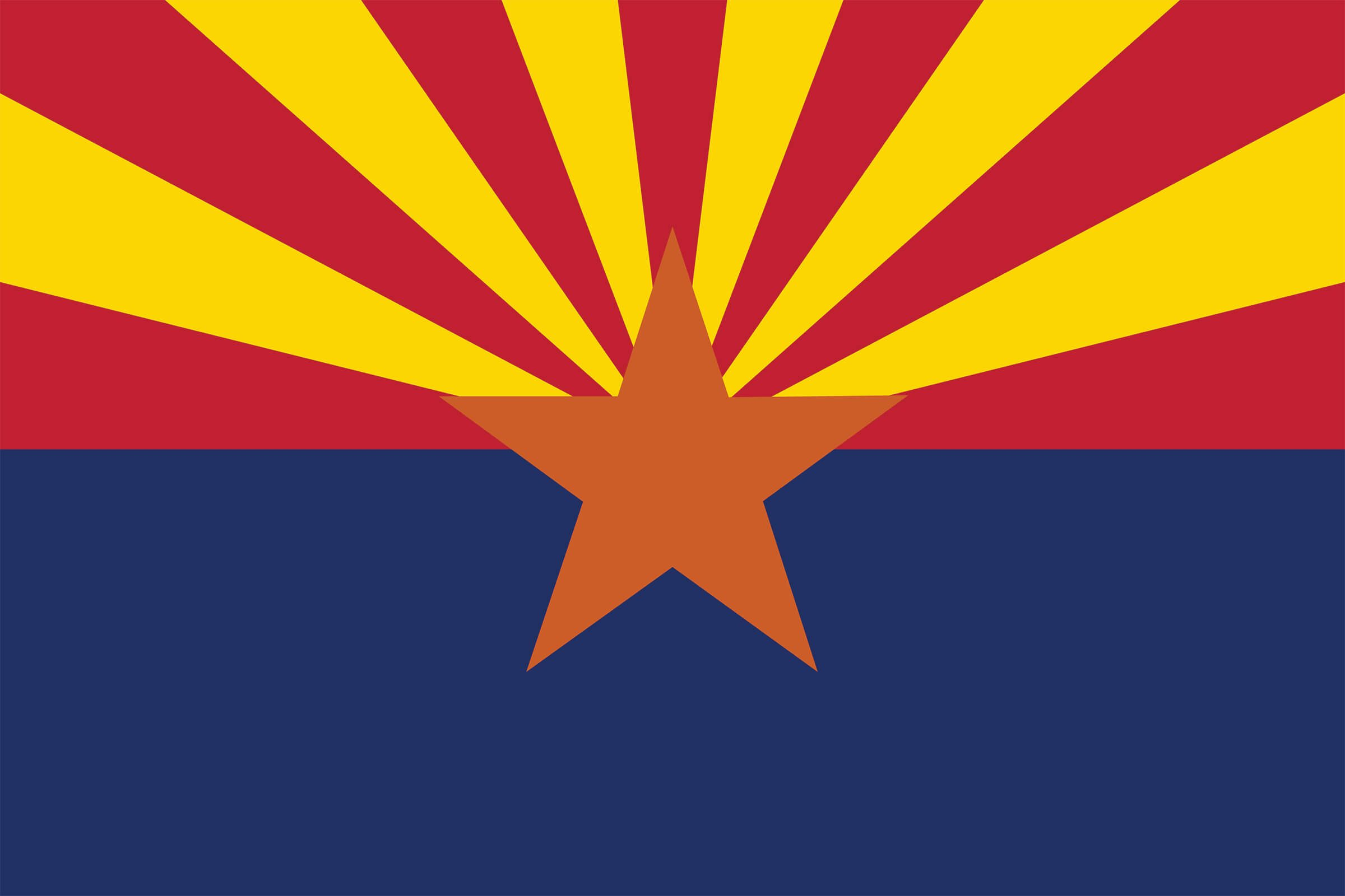 Arizona-state-flag