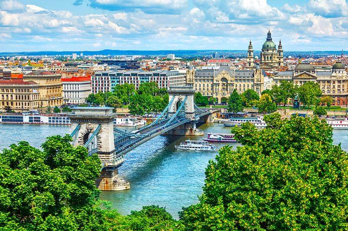 Budapest-skyline