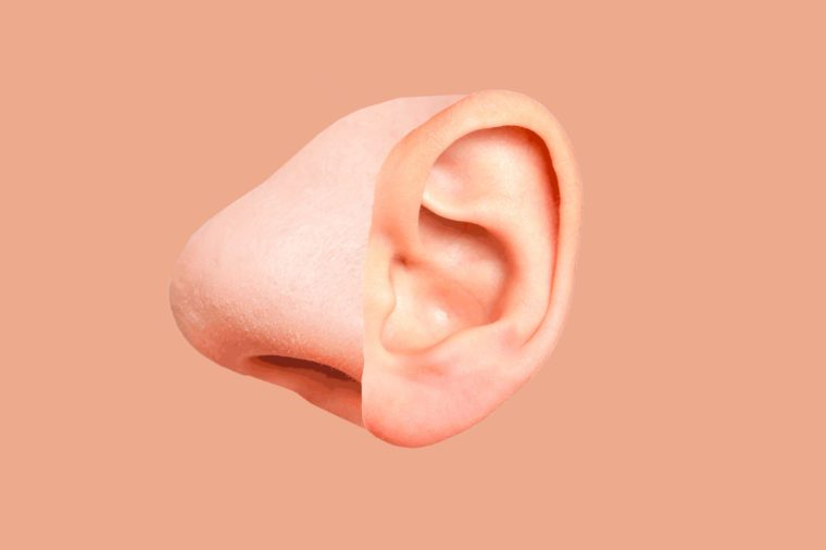 nose-ear