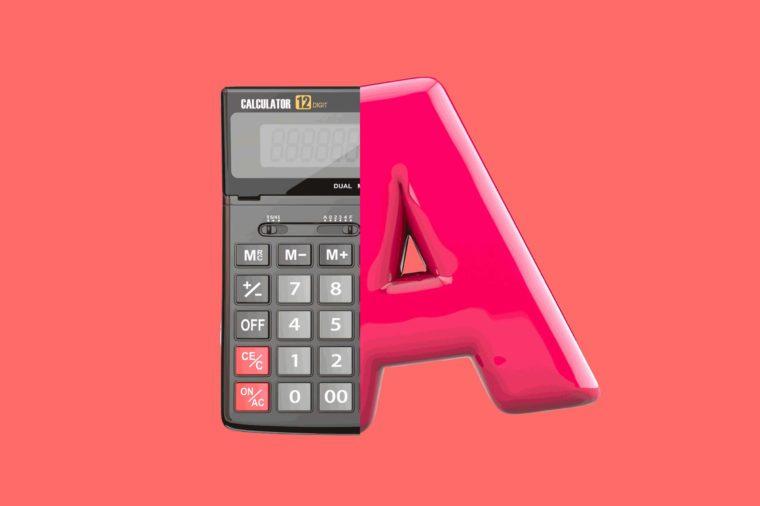 calculator-A