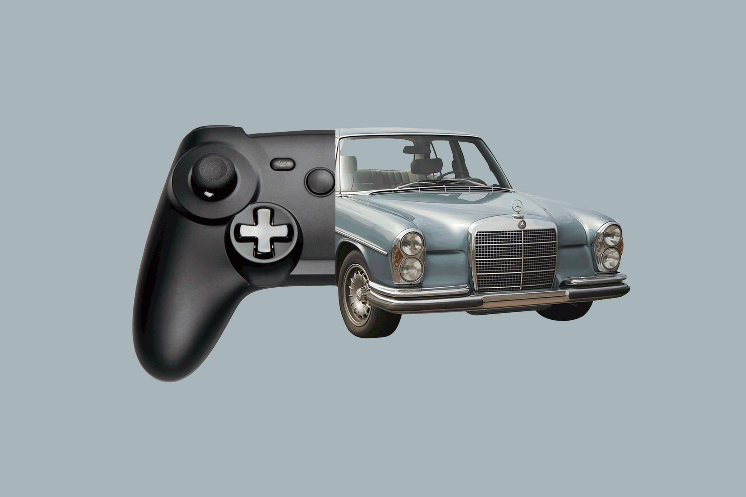 game-controller-car
