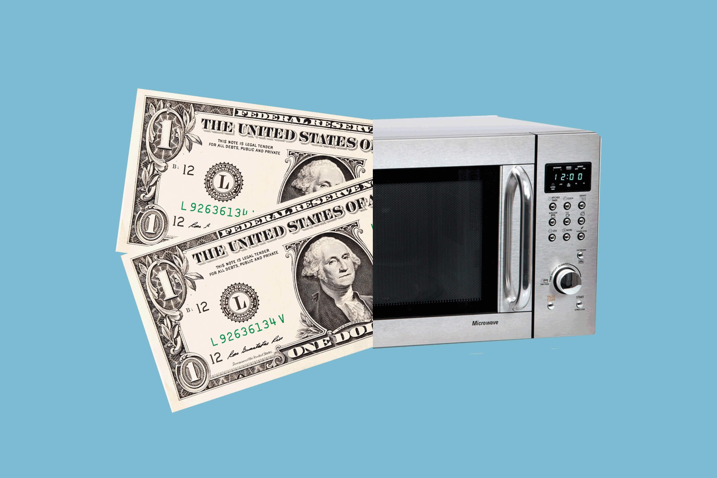 money-microwave