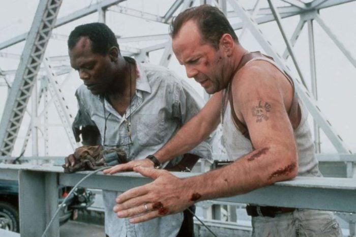 Samuel L. Jackson, Bruce Willis