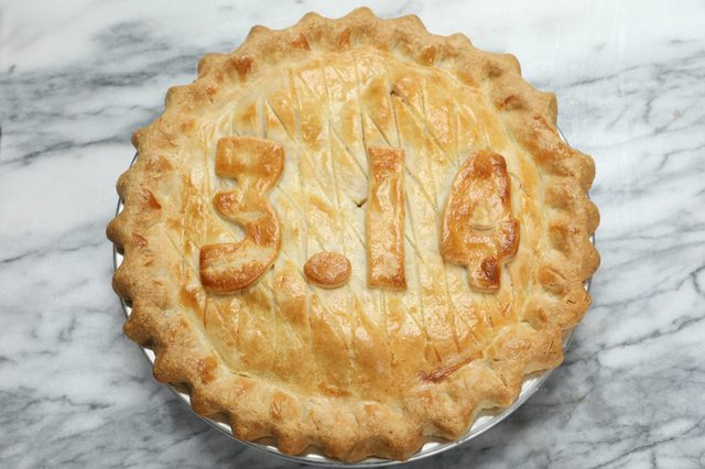 pie day pi 3.14159