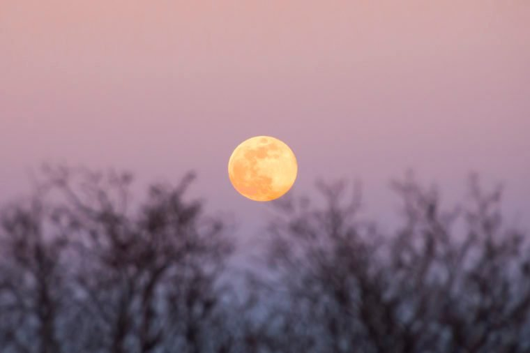 supermoon march