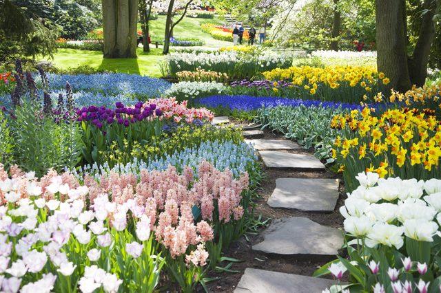 garden show march