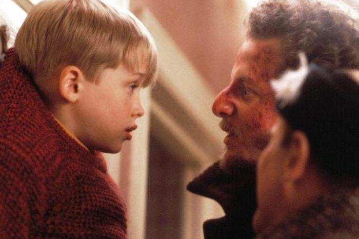 Home Alone, Macaulay Culkin, Daniel Stern, Joe Pesci