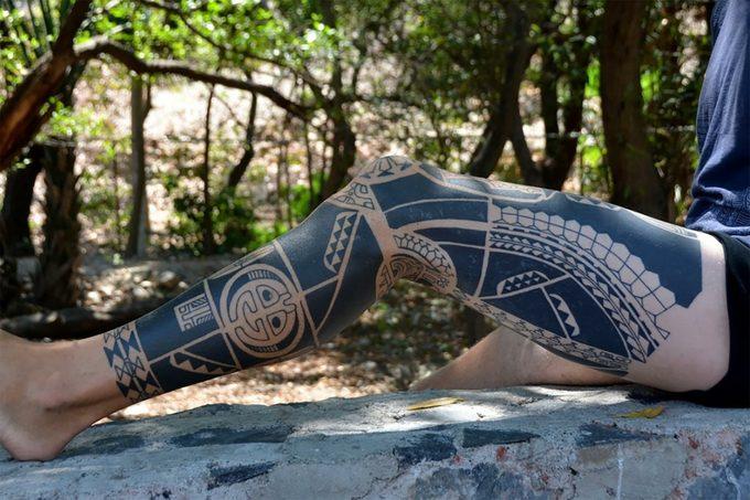 Jeff Tarinelli Tattoo