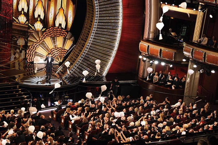 89th Academy Awards - Show, Los Angeles, USA - 26 Feb 2017