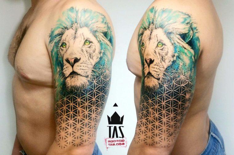 Rodrigo Tas Tattoo