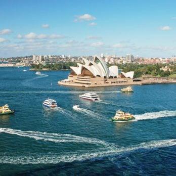 The Most Popular Travel Destinations in Australia