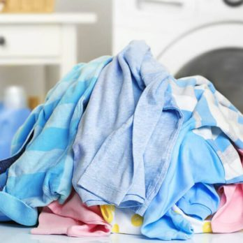 Never Lose a Sock Again with This Genius Laundry Trick