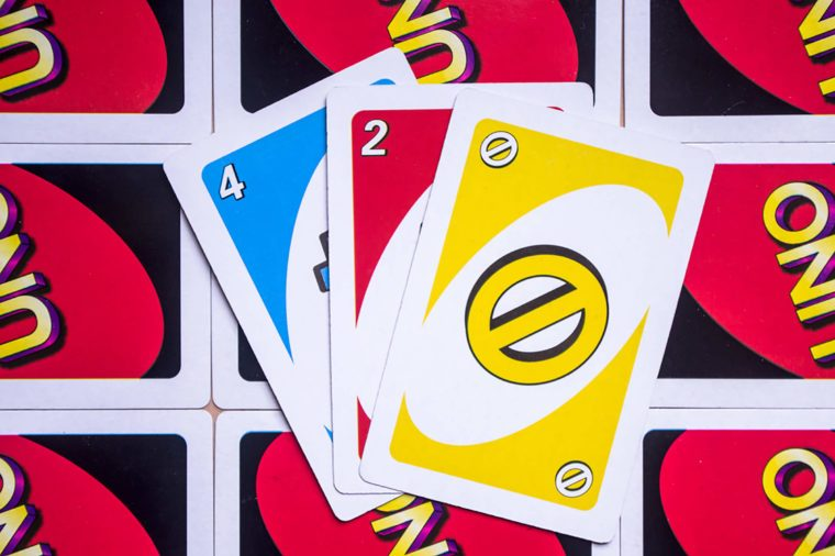 The Crazy UNO Rule We Bet You Never Knew About | Reader's Digest