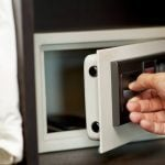 The Sneaky Way Thieves Can Break into Hotel Safes