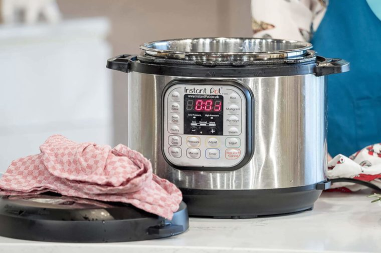 Instant Pot warns of overheating in one of its multicooker models