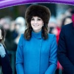 Why Kate Middleton Rarely Takes Her Coat Off in Public