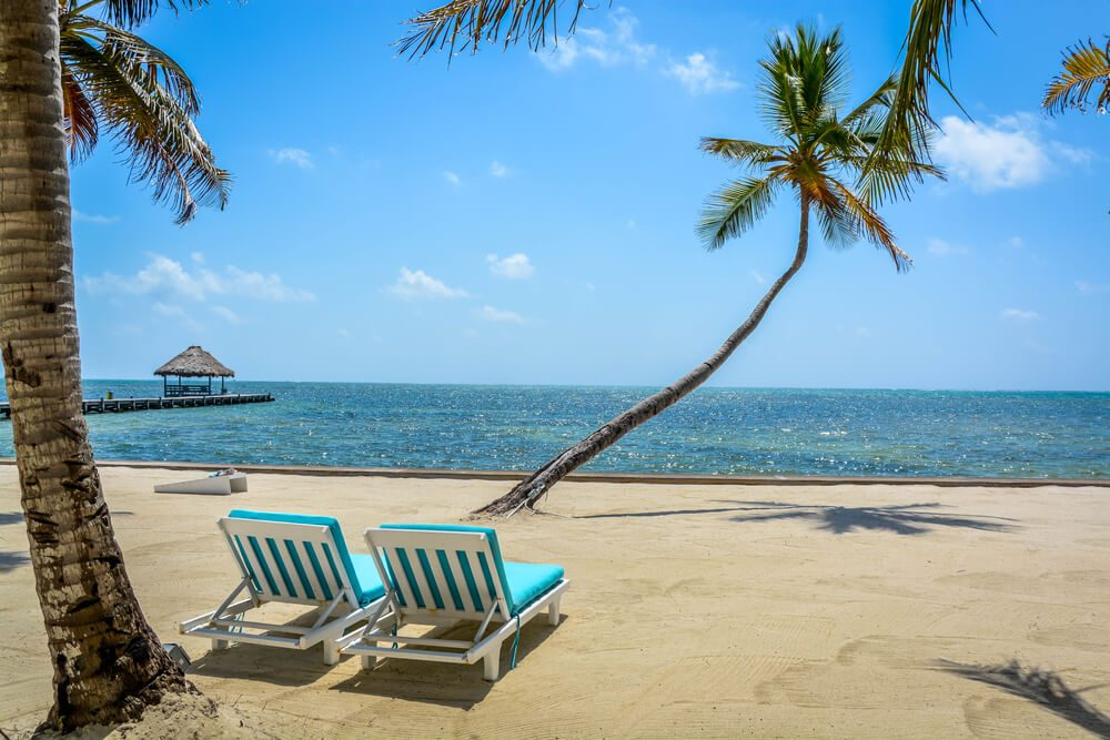 "Paradise found. The Caribbean Island of Ambergris Caye offer many ""Perfect Locations"" ""la Isla Bonita"", Belize"