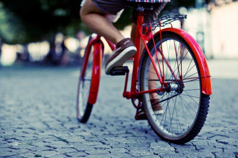 urban biker
