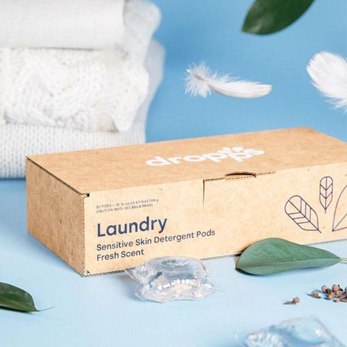 Best detergent pods: Dropps Detergent Pods
