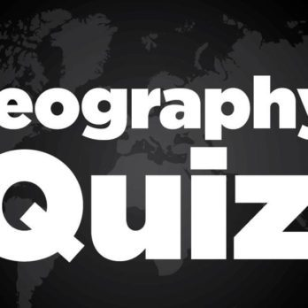 Geography Quiz: Can You Pass Geography 101?