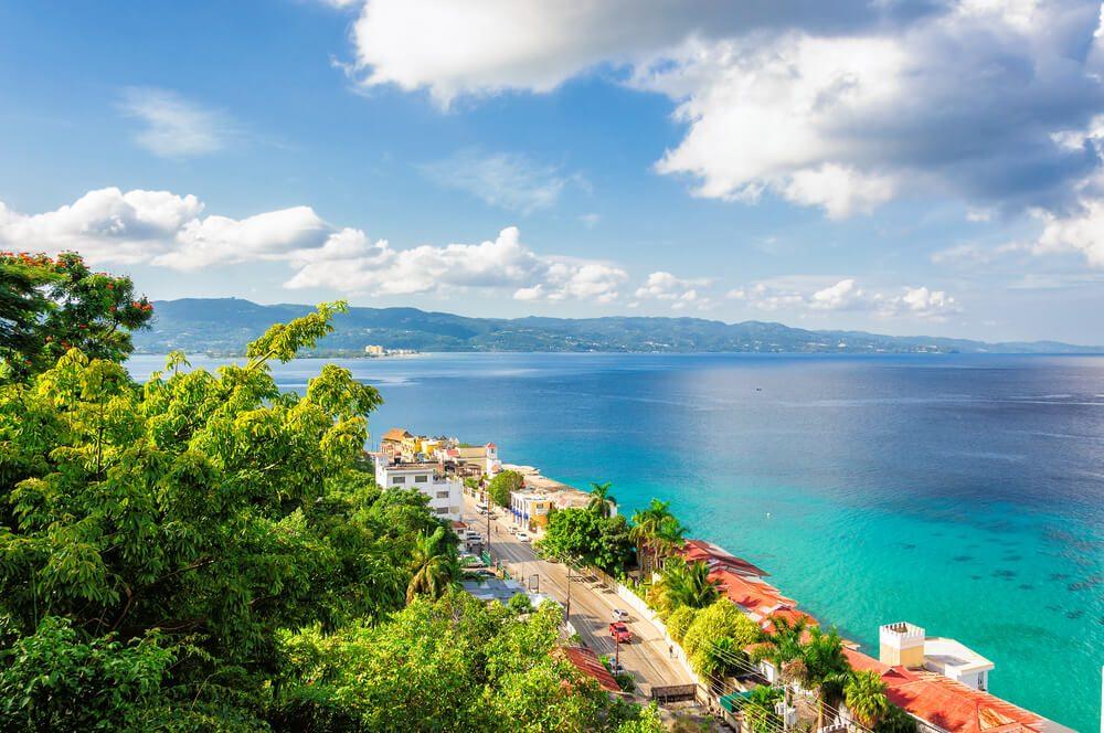 Ямайка, Монтего-Бей, Карибское море.