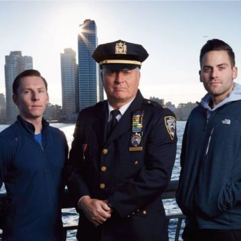 When a Man Was Drowning, These Three Strangers Risked Their Lives to Save Him
