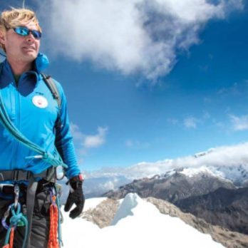 This Man Broke 15 Bones When He Fell into a Glacier—Here's How He Survived