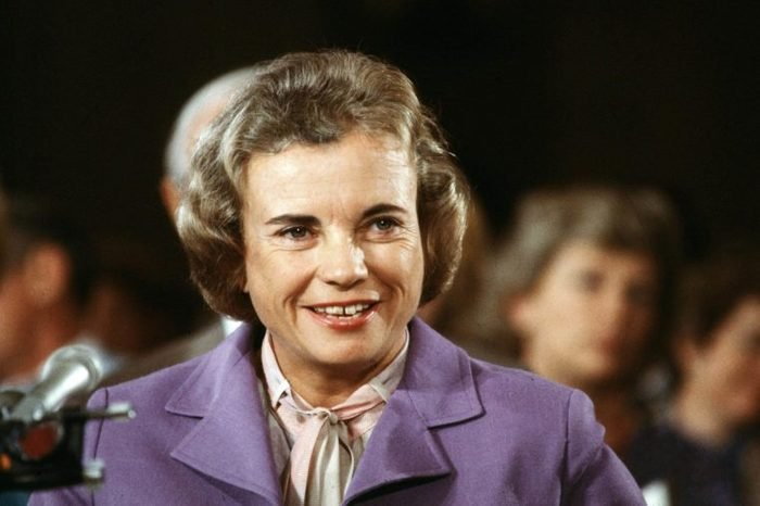 O'Connor Supreme Court nominee Sandra Day O'Connor smiles during her confirmation hearing before the Senate Judiciary Committee