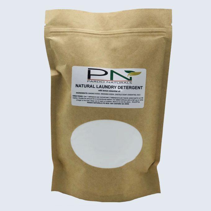 Best detergent for very sensitive skin: Pardo Naturals Laundry Detergent