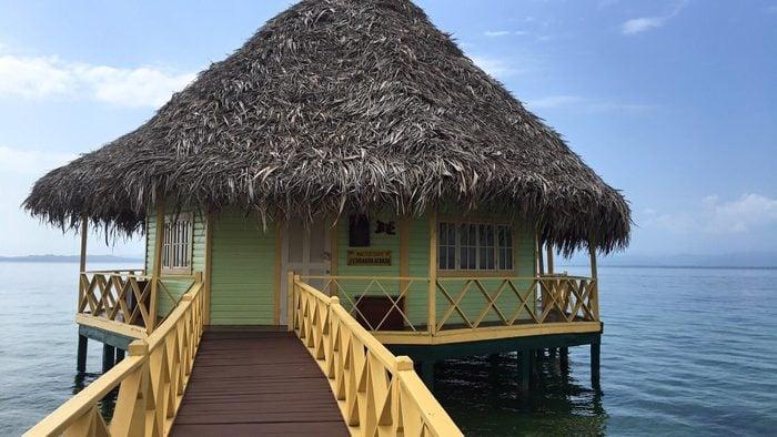 Punta Caracol Acqua Lodge, Panama