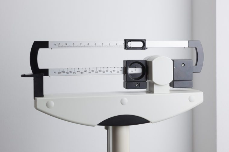 medical weight scale
