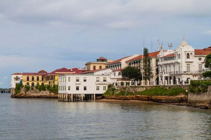 Casco Viejo (Historic Center) in Panama City