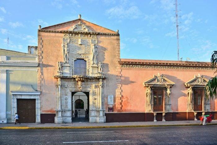 Montejo's House, Merida, Mexico