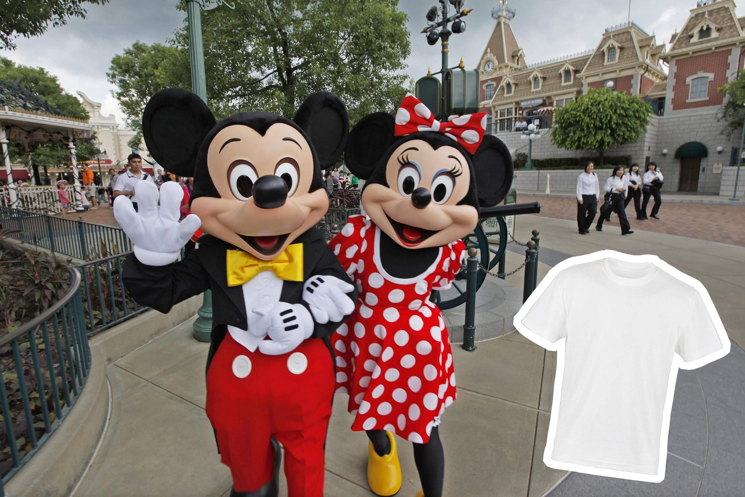 The Disney Employee Dress Code You Never Knew About