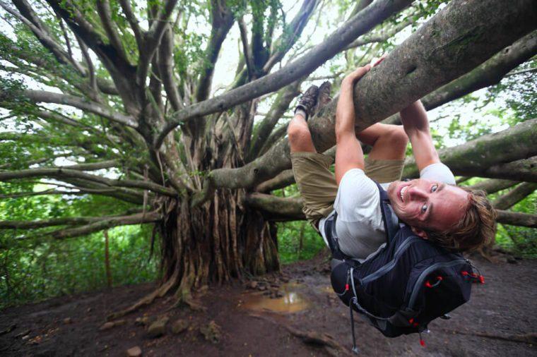 tree climbing_college classes