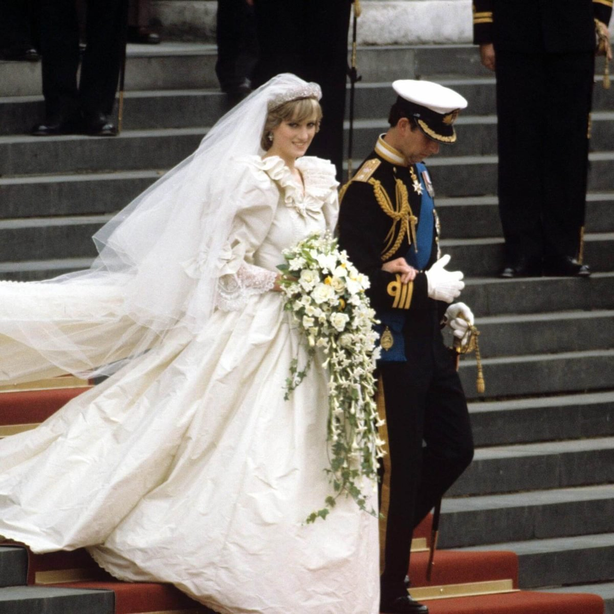 Secrets You Didn T Know About Prince Charles And Princess Diana S Wedding Reader Digest