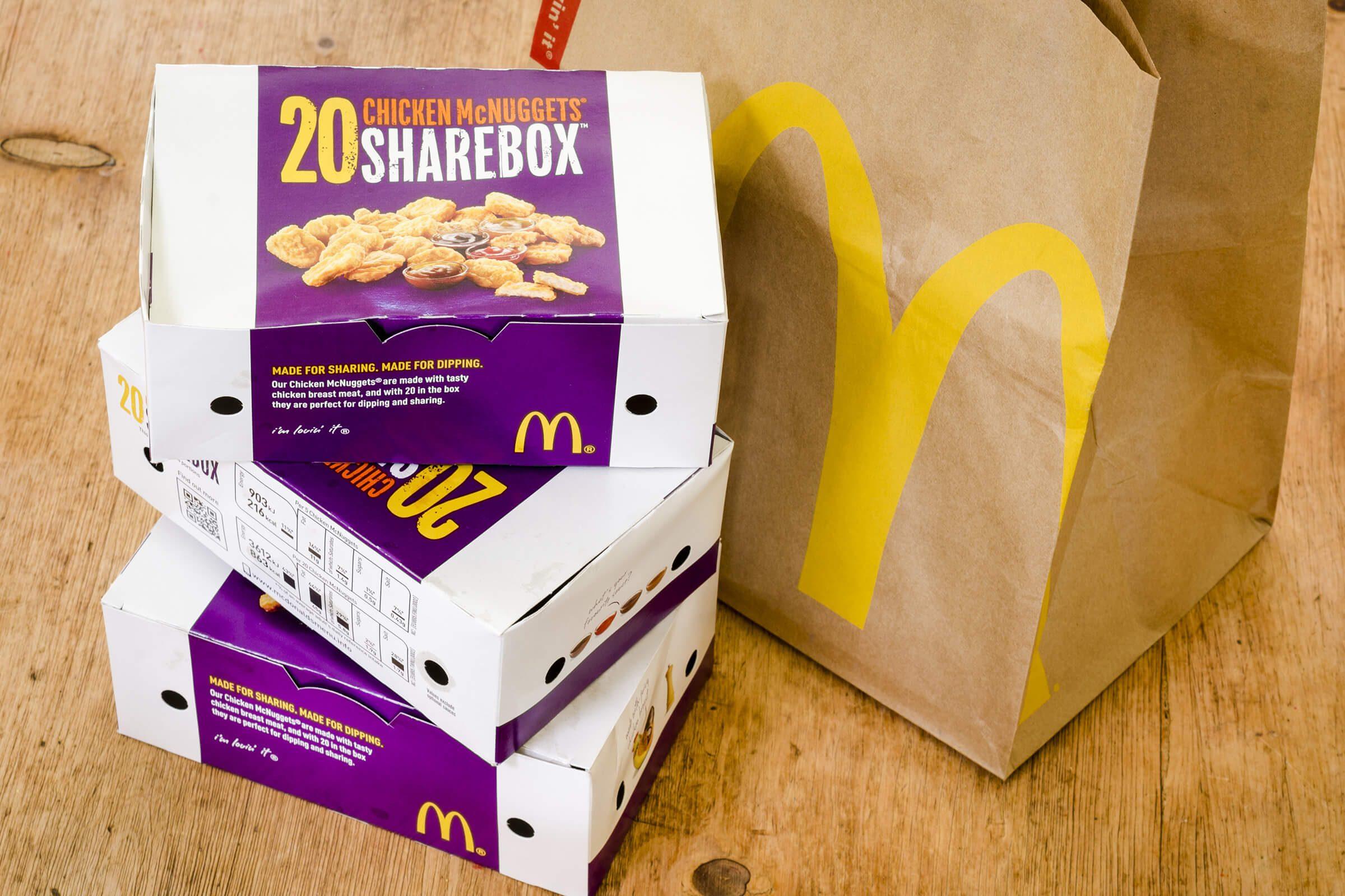 mcdonalds nuggets