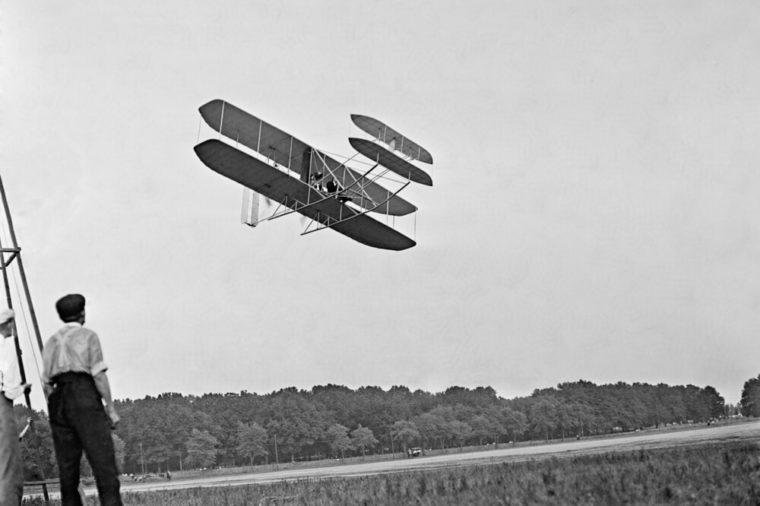 wright brothers_weird time facts