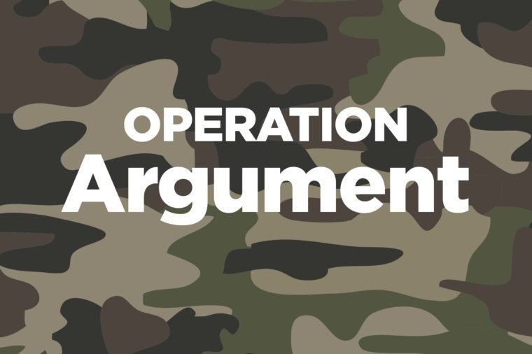 operation argument