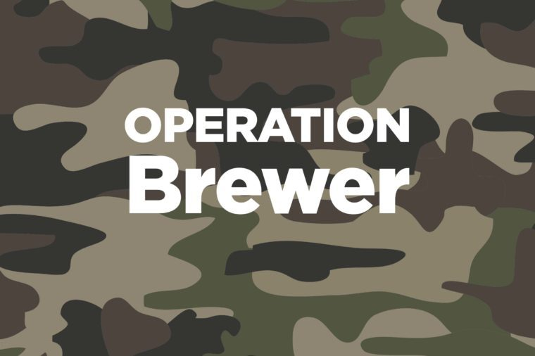 operation brewer