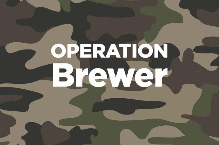 operation brewer