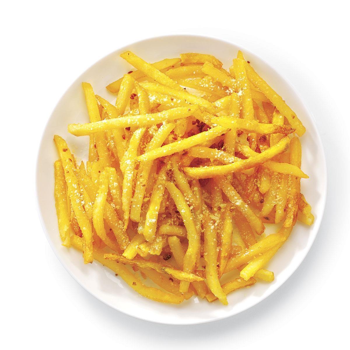 parmesean garlic fries