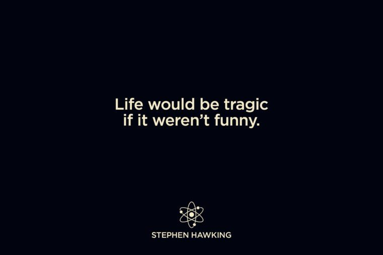 Quotes With Meaning Best Stephen Hawking Quotes The Scientist's Most Memorable Sayings