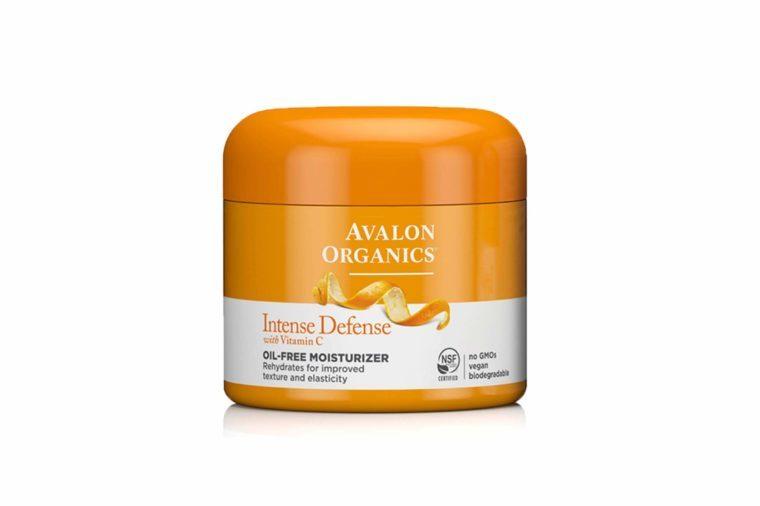 intense defense oil free moisturizer
